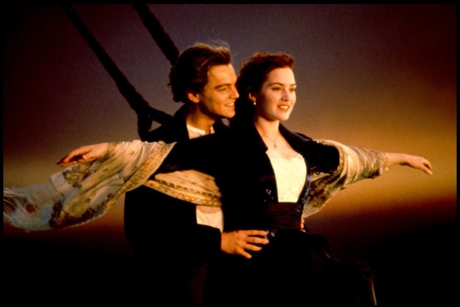 Titanik - zgled, kako postati ustvarjalka svojega življenja (foto: profimedia)