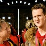 Leta 2008 se je kot Schumix pojavil v komični akcijski pustolovščini Asterix na olimpijskih igrah.  (foto: Profimedia)