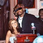 S kontroverznim košarkarjem Dennisom Rodmanom je bila poročena med novembrom 1998 in aprilom 1999.  (foto: Red Dot in Rex Features)