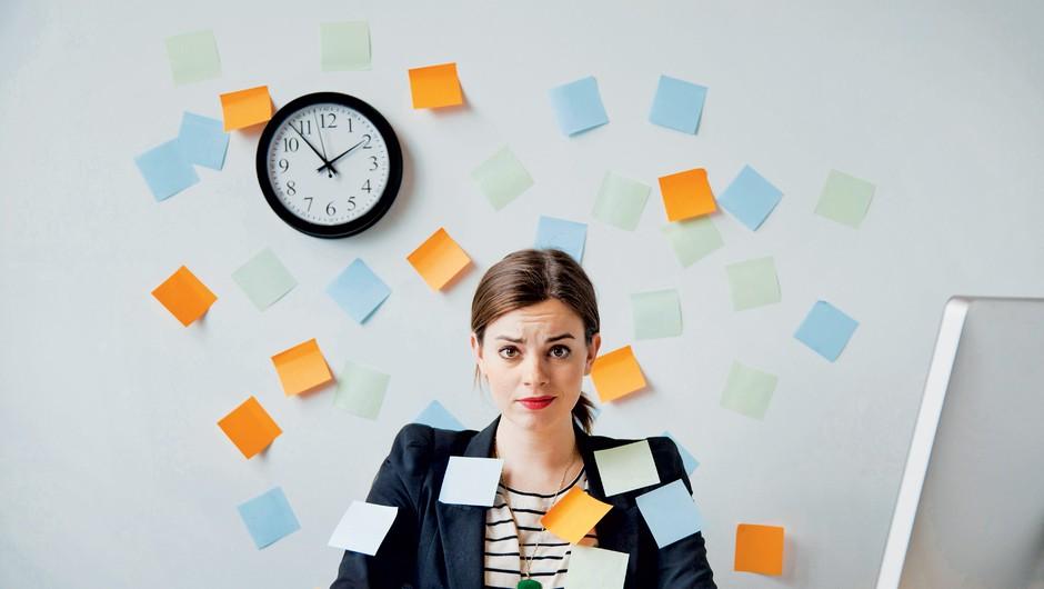 Kako dopust vpliva na tvojo službo? (foto: osebni arhiv, getty images)