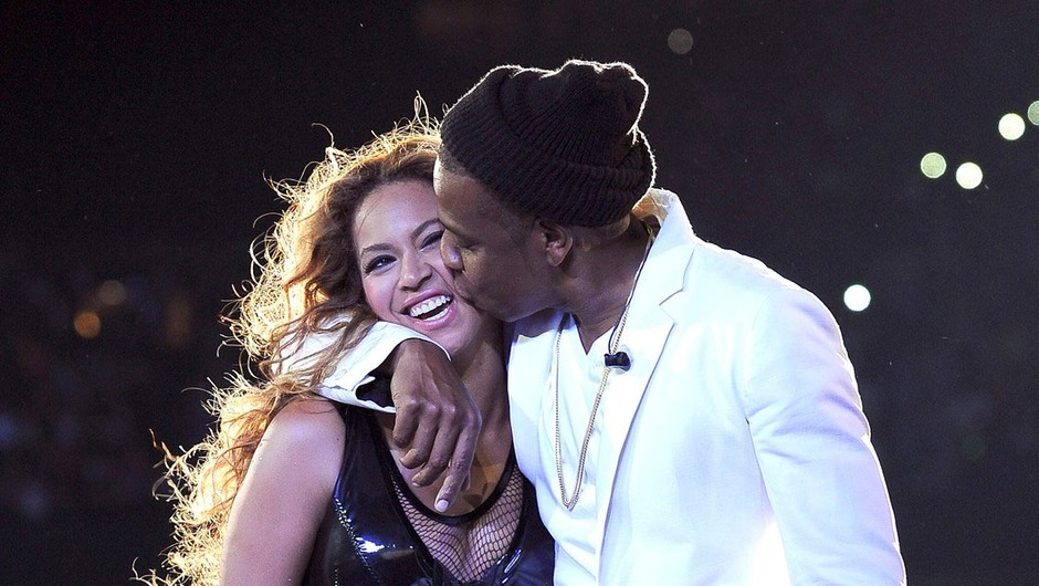 Beyoncé in Jay-Z (foto: Profimedia)
