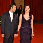 Geena Davis in Reza Jarrahy (foto: Profimedia)