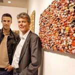Njegov oče Bob van Persie je priznan kipar.  (foto: Profimedia)