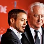 Njegov oče Robert Downey starejši, rojen leta 1936, je igralec, scenarist in režiser.   (foto: Profimedia)