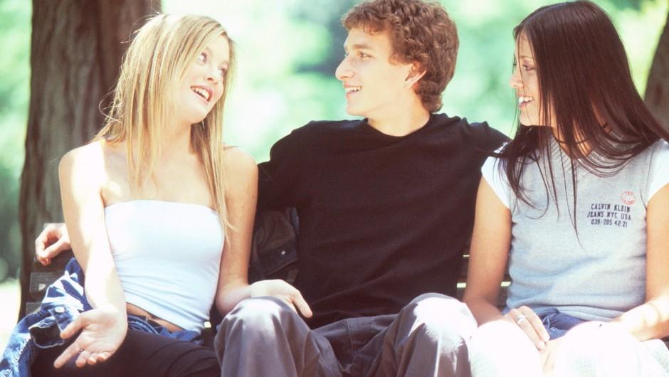 Tvoje prvo srečanje z bivšim in njegovo novo punco! (foto: profimedia)