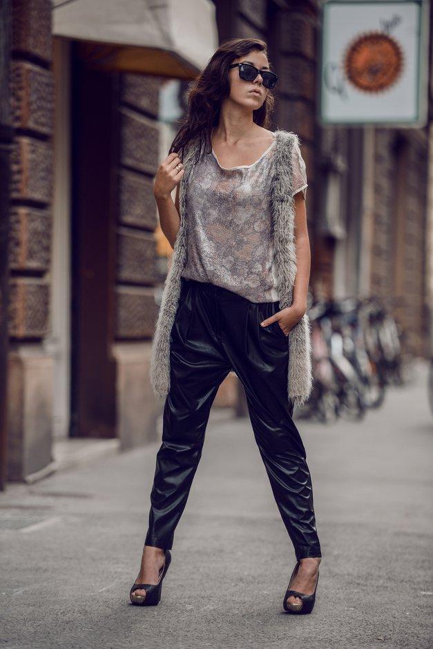 Septembrski modni utrip na mestnih ulicah
