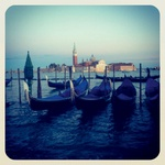 2. Romantične smo bile v Benetkah. (foto: cosmopolitan)