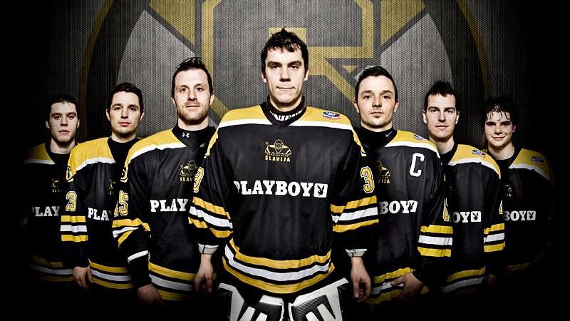Hokejisti Playboy Slavije zbrali preko milijon korakov! (foto: Playboy)