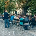 Četrti ulični pogovor Informacijska družba (foto: Matej Perko)