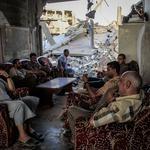 Fotogalerija aktualnega vsakdana v povojni Gazi (foto: profimedia)