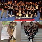 Slovenski plesalci svetovni prvaki (foto: Plesni studio Novo mesto)