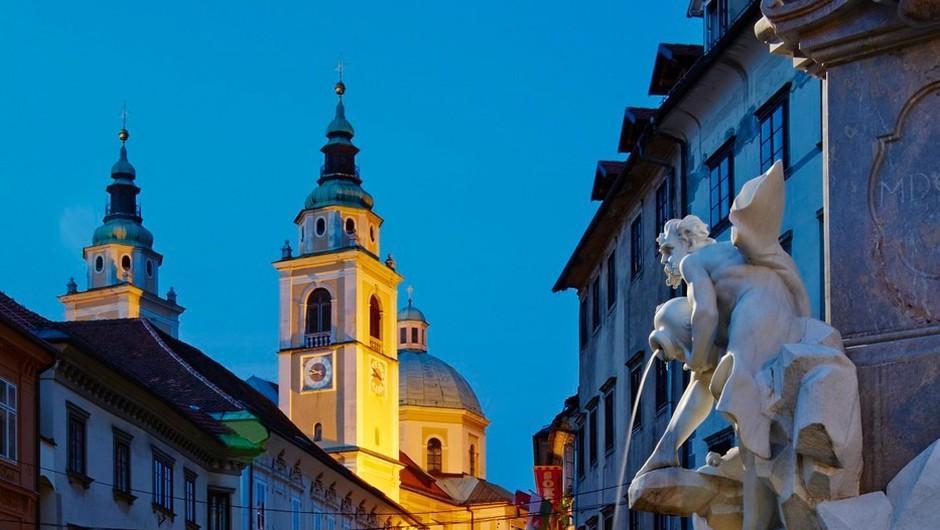 Ljubljana za turiste med najcenejšimi evropskimi mesti (foto: profimedia)