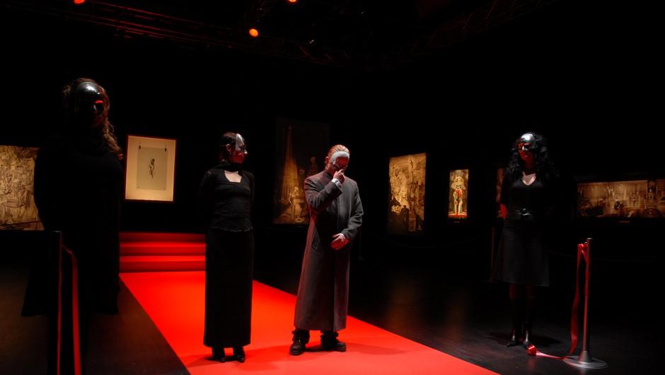 Konceptualni umetniški dogodek: Globalno segrevanje možganov (foto: promo dogodka)