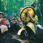 Šamanska molitev v Sibiriji (foto: profimedia)