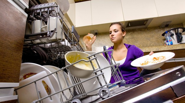 Ali mikrobiologi še uporabljajo pomivalni in pralni stroj? (foto: profimedia)