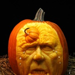 Zares strašne umetnine iz buč za noč čarovnic! (foto: profimedia)