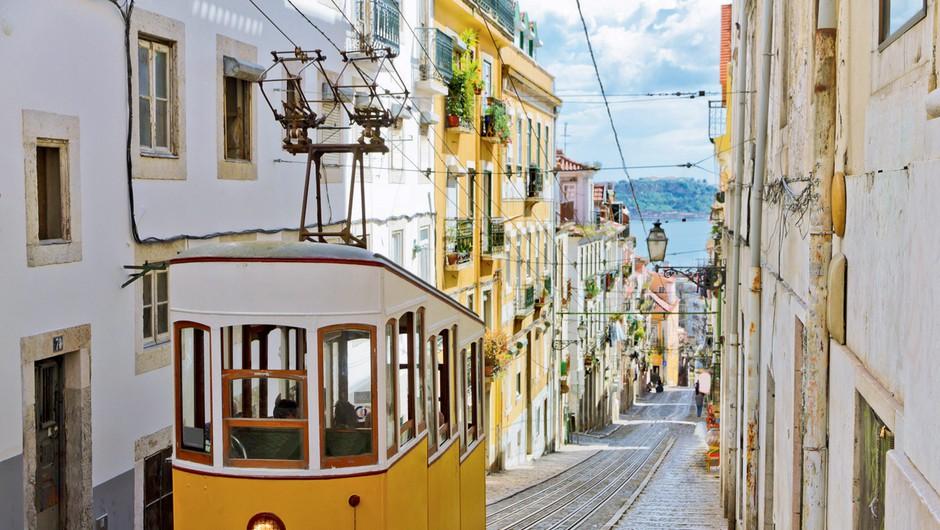 Potep po ulicah Lizbone (foto: Revija Moje Stanovanje)