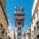 Zanimivo dvigalo, ki ponudi čisto novo perspektivo na mesto. (foto: Revija Moje Stanovanje)