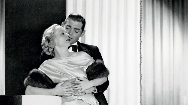 Clark Gable po smrti ljubljene Carole Lombard nikoli več ni bil isti. (foto: Profimedia)