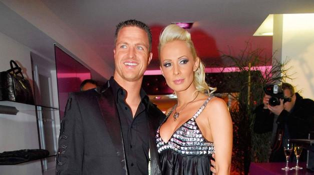 Ralf in Cora Schumacher (foto: Profimedia)