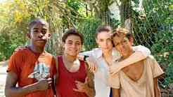Ko revni fantje iz brazilskih favel postanejo svetovne igralske zvezde