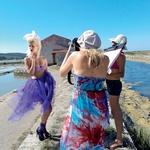 Fotografinja Natalija Jelušiš Babič je bila nad postavno Štajerko navdušena.  (foto: revija Lea)