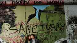 25 let odkar je padel Berlinski zid