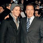 Njegov 21-letni sin Patrick Schwarzenegger je model in igralec.  (foto: Profimedia)