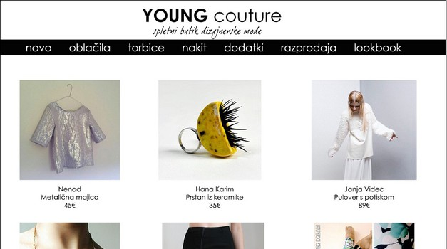 Projekt unikatne mode Young Couture potrebuje tvoj glas!