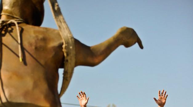 Spomenik Michaelu Jacksonu (foto: promocijsko gradivo)