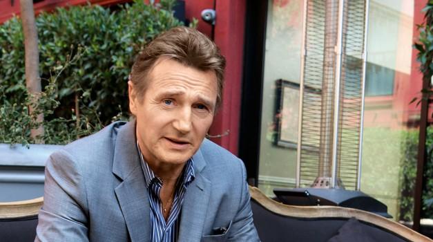 """Liam Neeson: """"Imel sem neverjetno življenje"""" (foto: Profimedia)"""