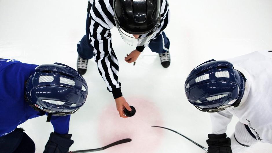 The Movember Game: Brkata hokejska tekma v podporo moškemu zdravju (foto: profimedia)