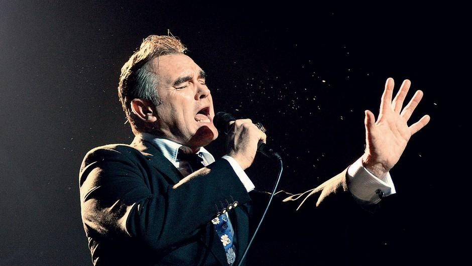 Morrissey (foto: Profimedia)