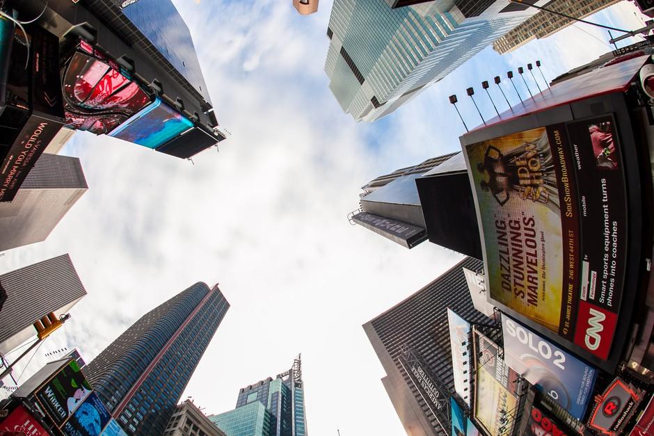 Ano je New York povsem prevzel in očaral (foto: dm drogerie markt)