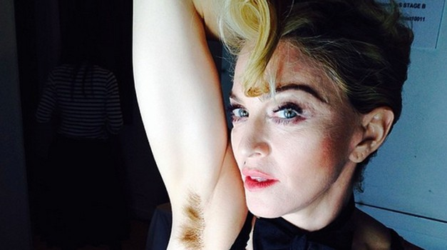 1. Kosmata Madonna (foto: Profimedia)