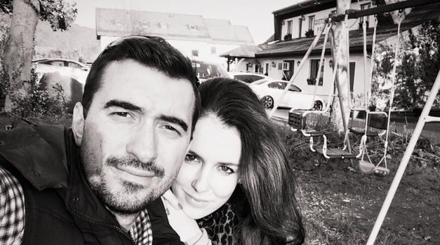 Marko Potrč in Lili Žagar (foto: osebni arhiv)