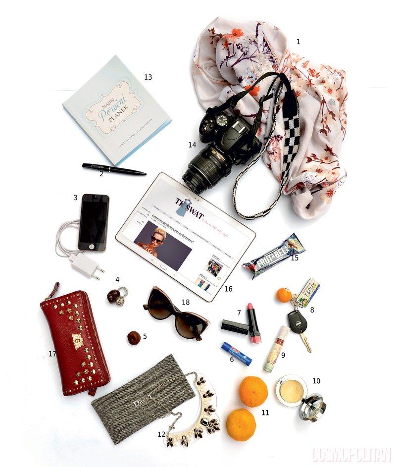 kaj je v torbici