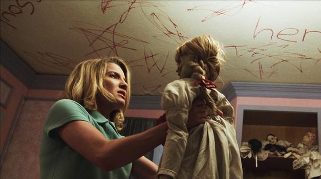 1. 1. 2015 v kinu akcijski John Wick in grozljiva Annabelle (foto: Profimedia)