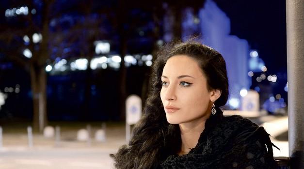 Za Urško Centa je flamenko več kot ples (foto: Predalič)