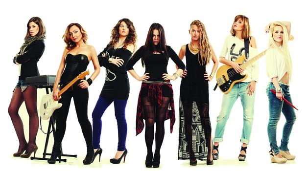 Prvič v Sloveniji: Beyoncé Tribute Band (foto: promocijsko gradivo skupine)