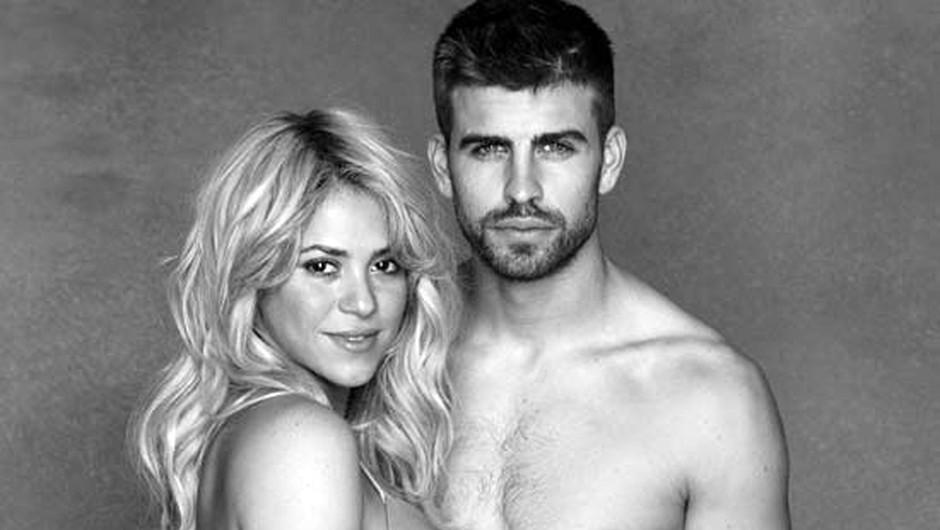Shakira in Pique svetu prvič pokazala sina Sasha (foto: Profimedia)