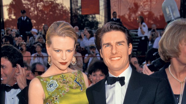 Dokumentarec, ki razkriva, kako naj bi scientologi vplivali na njuno ločitev (foto: Profimedia)