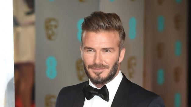 Tako David Beckham spravlja v zadrego svoje otroke (foto: Profimedia)