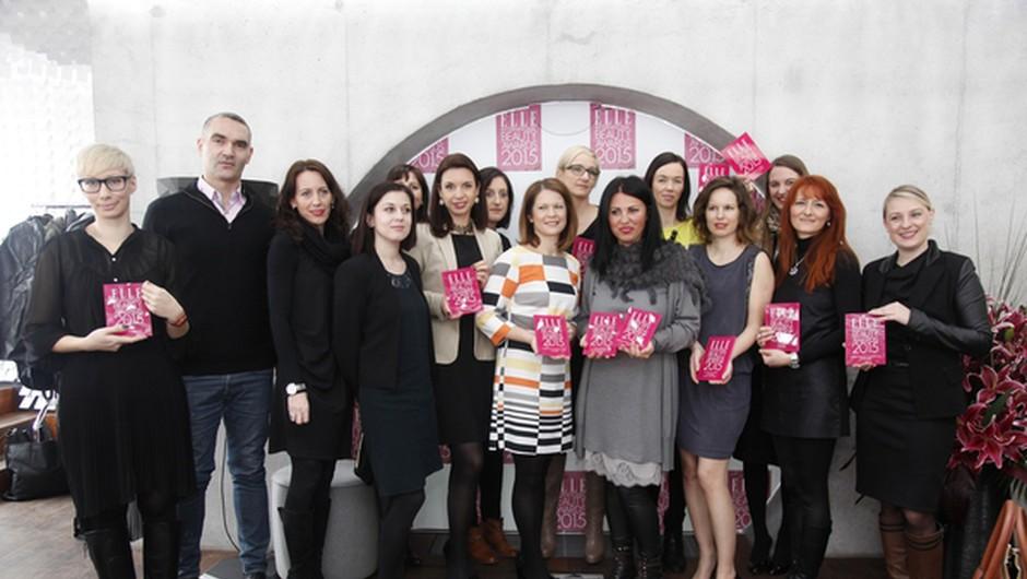 Pri Elle znova podelili nagrade najboljšim kozmetičnim izdelkom (foto: Helena Kermelj)