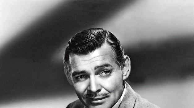 Clark Gable: Ženskar, ki naj bi spal tudi z moškimi (foto: Profimedia)