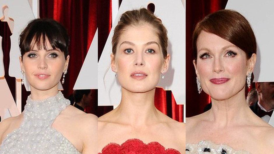 Video: 3 lepotni videzi treh oskarjevih nominirank (foto: Profimedia)