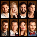 Prvih 12 tekmovalcev (foto: Planet TV)