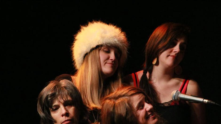 Priporočamo: glasbeno poslastico American Songbirds (foto: promocijsko gradivo)