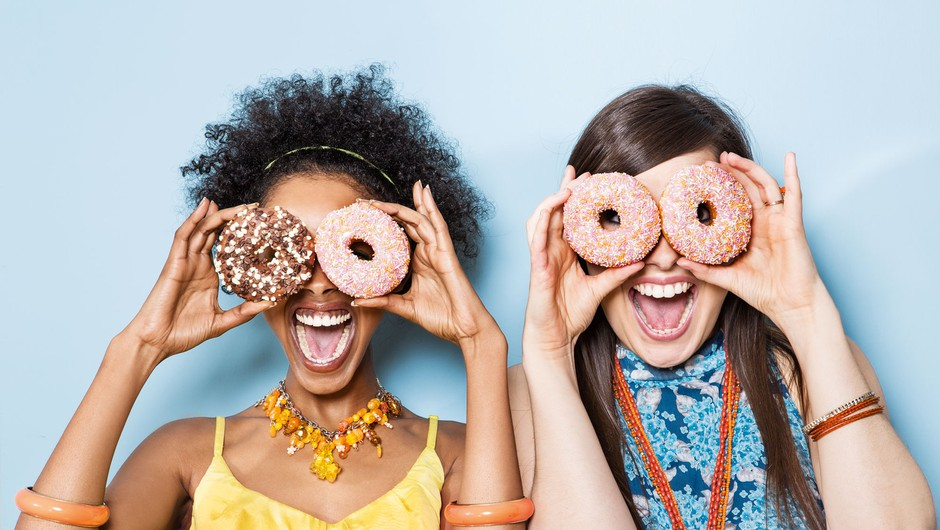 Se dovolj smeješ? (foto: Getty Images)