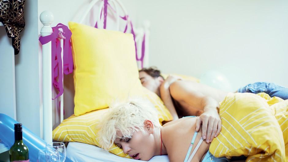 Prva (lepotna!) pomoč po avanturi za eno noč (foto: Getty Images)